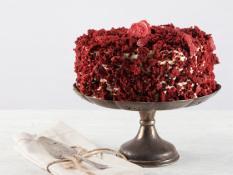 """SBN 7"""" Red Velvet Cake"""