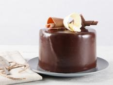"SBN 5"" Triple Chocolate Mousse Baby Cake"