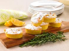 SBN Friand- Lemon & Rosemary (Gluten Free)