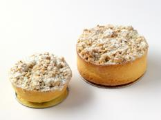 TC 3.5 Rhubarb Apple Crumble