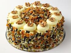 "TC 9""  Medium Carrot Cake"