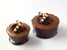 TC 2.5 Tiny Chocolate Mousse Cups