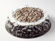 """TC 9""""  Medium Cheese Cake Cookies & Cream"""