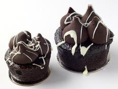 TC 2.5 Tiny Chocolate Self Saucing Puddings