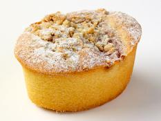 TC FRIANDS Rhubarb & Apple Crumble