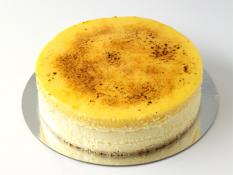"TC 9""  Medium Cheese Cake Lemon Burst"
