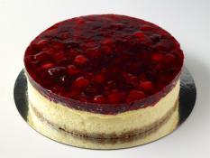 "TC 9""  Medium Cheese Cake Mixed Berry"