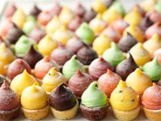 TC Miniature Mixed Chocolate,Raspberry,Lemon Curds