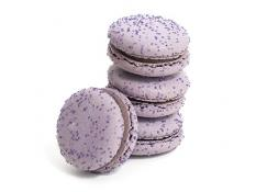 TC Macarons Standard Blueberry