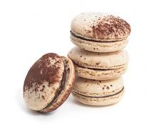 TC Macarons Standard Coffee