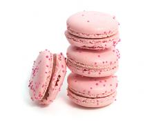 TC Macarons Standard Strawberry