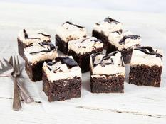 Petite Vegan Choc Fruit Slice - Gluten, dairy, egg free recipe
